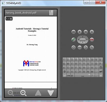 Outdated: Installing Adobe Reader APK File