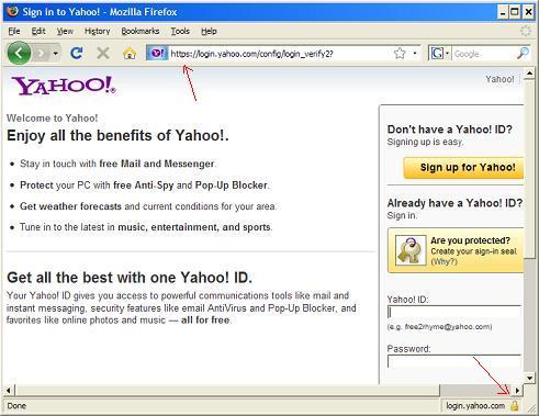 Yahoo! Login