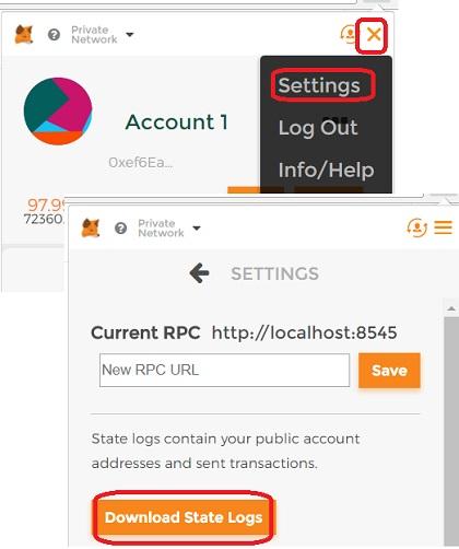 View Account QR Code in MetaMask