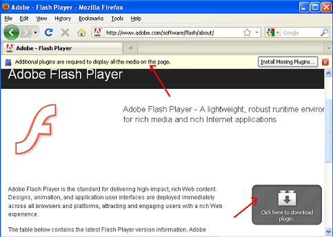 Mozilla Firefox Flash Player Free Download