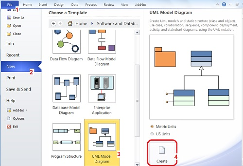 Visio 2010 uml model diagram template loading uml model diagram template in visio 2010 ccuart Choice Image