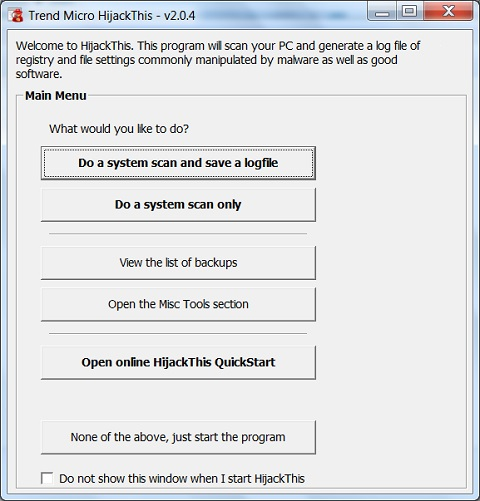 Hijackthis Download Sourceforge