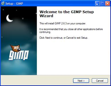 downloading and installing gimp 2 6 3 rh herongyang com install gimp user manual ubuntu gimp user manual installation